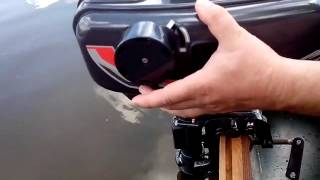 видео Китайские лодочные моторы