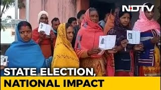 13 Constituencies Vote In Phase 1 Of Jharkhand Assembly Elections Today