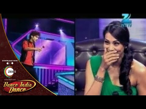 UNBELIEVABLE! Raghav Proposed Bipasha Basu In Slow Motion - Dance India Dance Season 3
