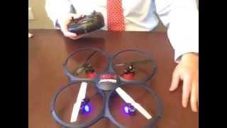 UDI RC U818A-1 RC Quadcopter Drone