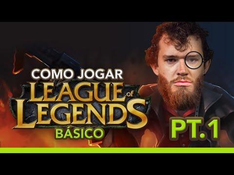 Como jogar League of Legends [Básico para iniciantes] - BJ