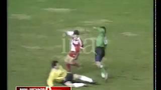 1990 AC Monaco France Torpedo Moscow 1 2 UEFA Cup 1 8 final 2nd match