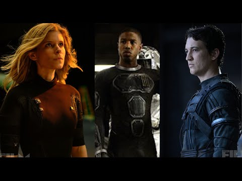 New Stills from the Fantastic Four Reboot Show Off their ...