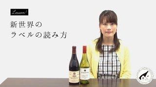 人気ワインエデュケーター「紫貴あき」のワンポイントレッスン.