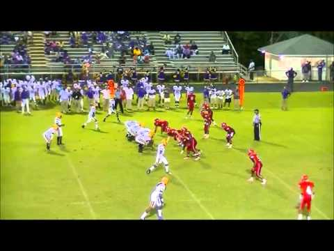 Kourey Davis #6 WR/DB Warren Central High School C/O 2013 Senior Season