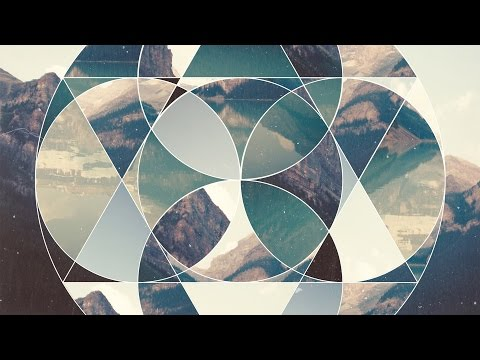How To Make a Geometric Collage using Adobe Illustrator & Adobe Photoshop