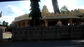 melawat kuil besar kaum india di maran