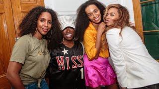 TheYBF.com -- Solange's Knowles Dedicates DJ Set To Missy: Essence Fest 2015