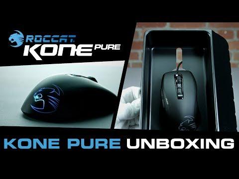 ROCCAT | Kone Pure Owl-Eye [official 4K unboxing]