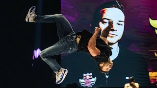Daniel VS Khalil - QUARTERFINALS - Red Bull BC One Western Europe Final 2015