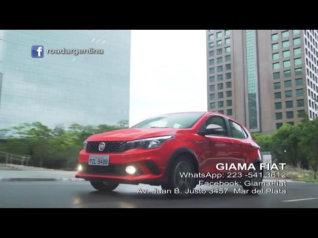Giama Fiat Argo Review 2018