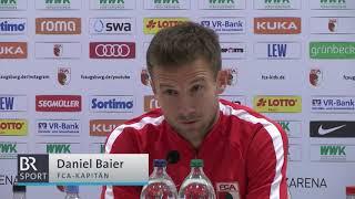 Daniel Baier entschuldigt sich für obszöne Handbewegung   BR24