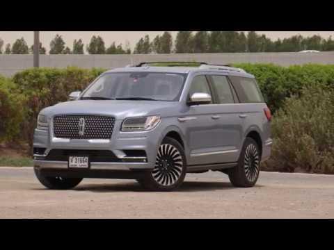 2018 Lincoln Navigator Review In Dubai Uae Youtube