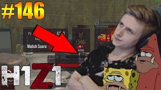 WHEN YOU ENAS SO HARD YOU MOVE IRL! H1Z1 - Oddshots & Funny Moments #146