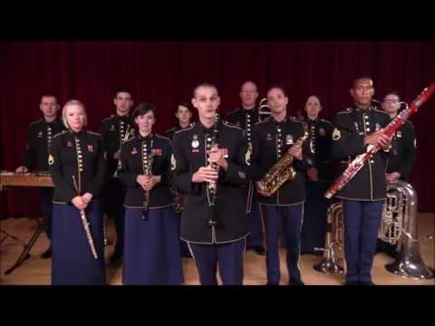 United States Army Field Band: Clarinet