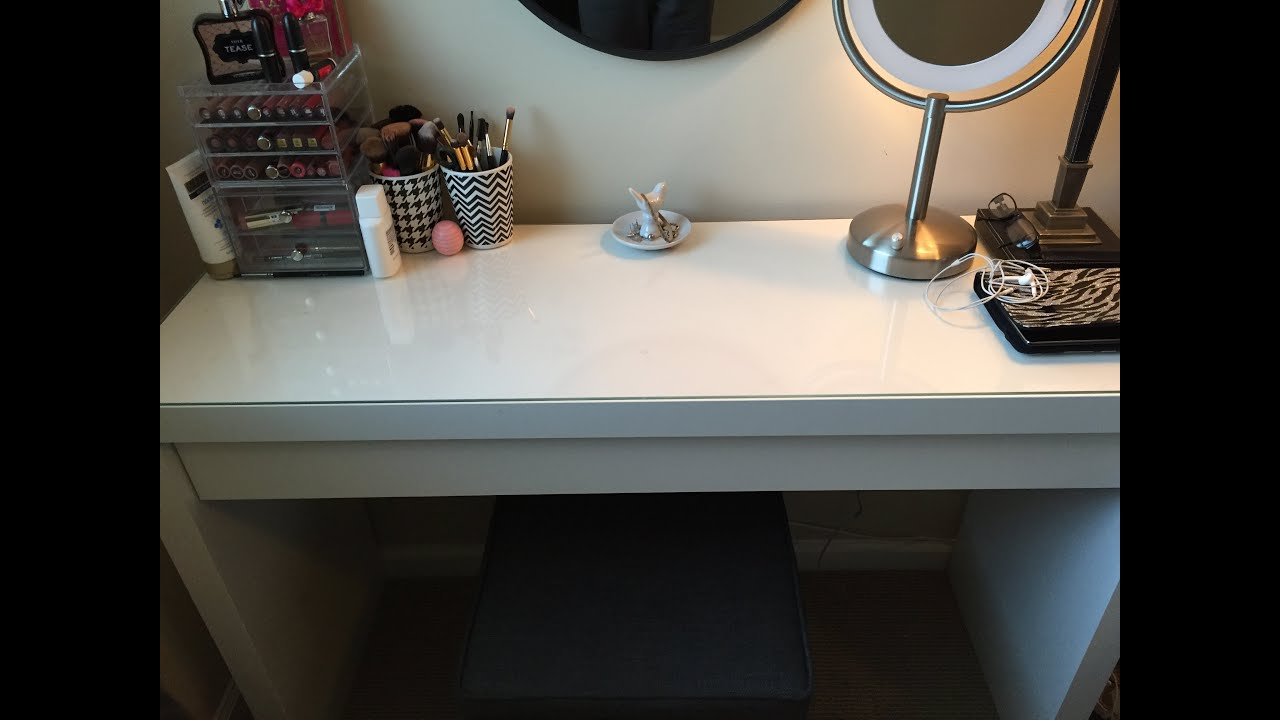 Ikea Dressing Table How To Fix The Ikea Malm Dressing Table Drawer