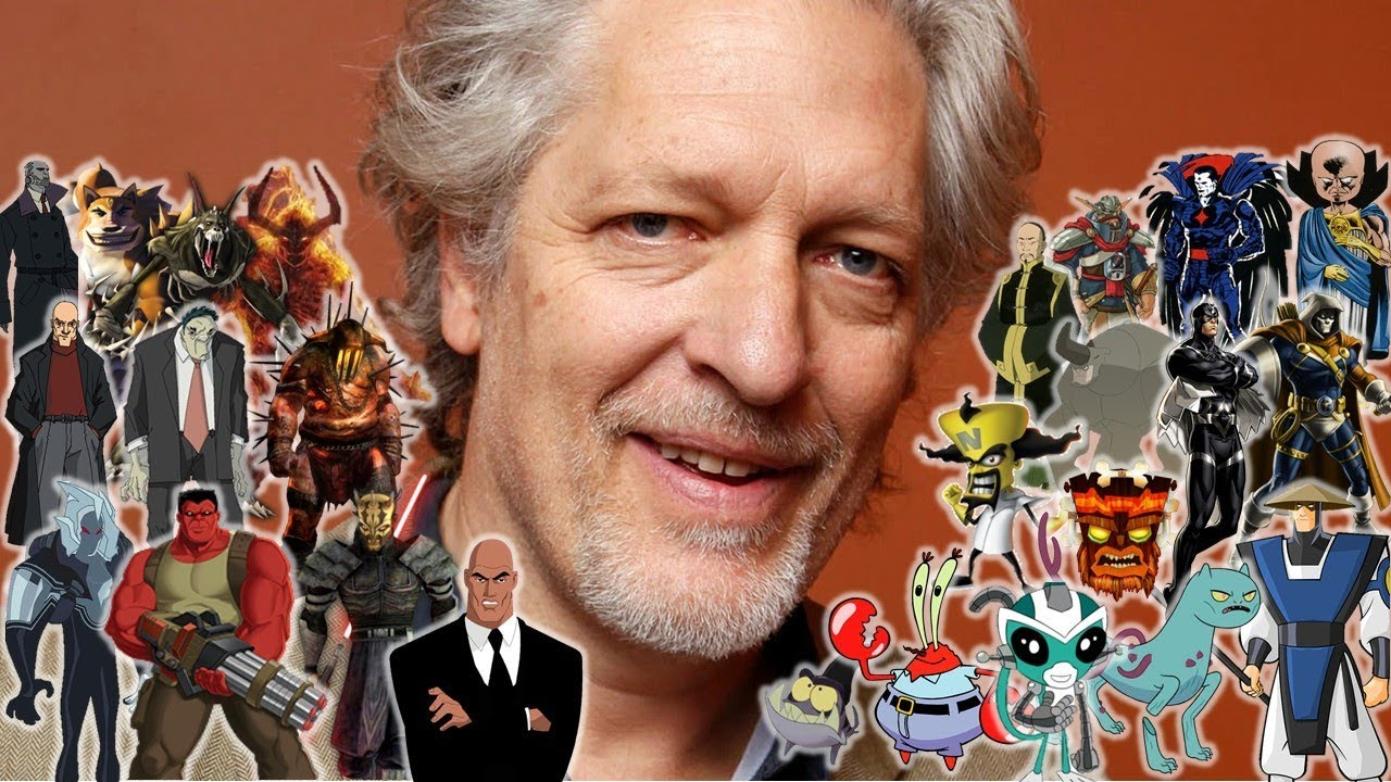 "Voice Showcase - ""Clancy Brown"" - YouTube"