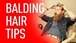 Balding Hair Tips With Sebastian Lightfoot | Eric Bandholz