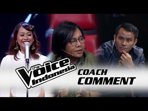 Ayah Bunda Coach Ari Lasso Dan Judika | Semi Final | The Voice Indonesia 2016