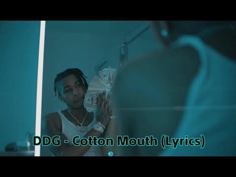 DDG - Cotton Mouth (Lyrics)