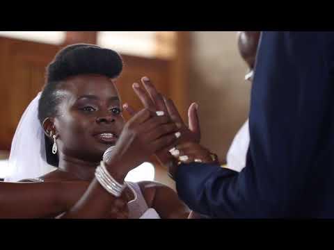 Kenyan Ugandan Wedding Ceremony Held At Natare Gardens Karen Nairobi Kenya