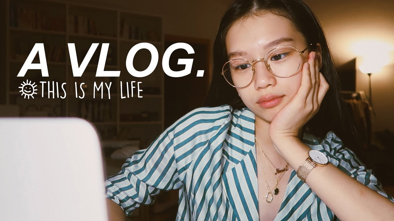 A SCHOOL WEEK IN MY LIFE | a vlog.
