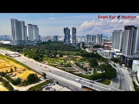 Bukit Jalil Sport City Kuala Lumpur ( The Green City Of Malaysia )