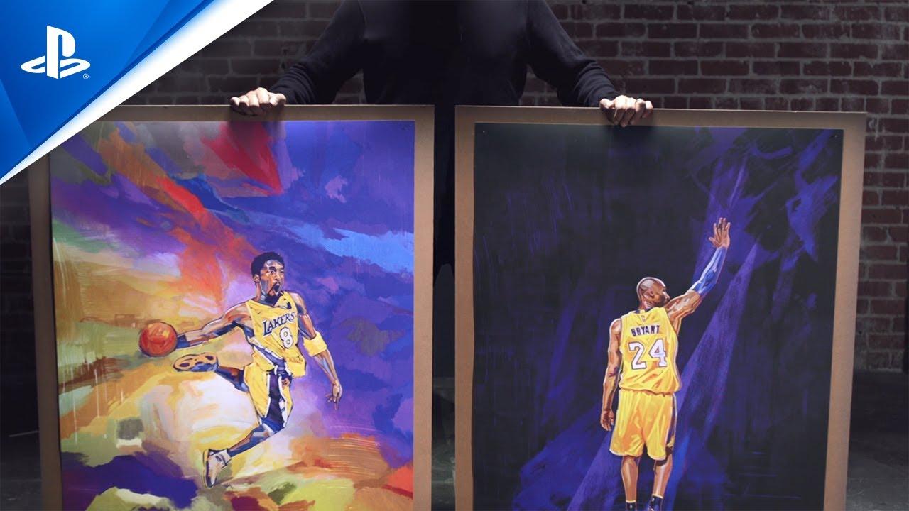 『NBA 2K21』 カバー選手発表トレーラー:コービー・ブライアント
