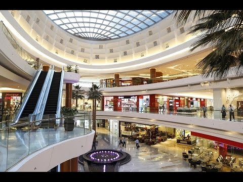 Al Ghurair Center - A Beautiful Mall in Dubai...!!!