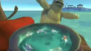 Cocoto Fishing Master - Wiiware Trailer