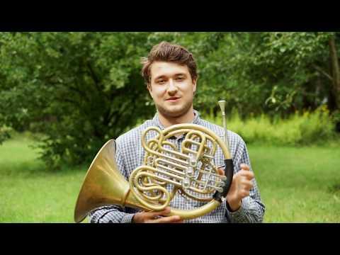 Finn - Studium Musik - Hornist