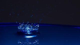 Der richtige Moment: Wassertropfen einfangen – Blende 8 – Folge 170