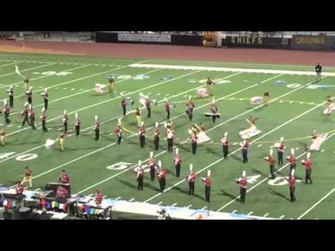 Whittier high school brigade