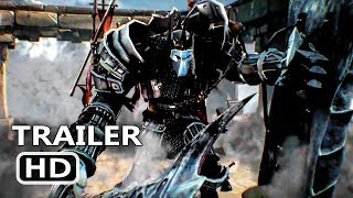 PS4 - Sinner: Sacrifice for Redemption Trailer (2018)