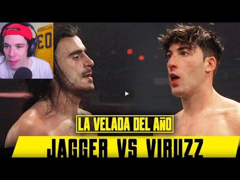 Folagor Reacciona MÍSTER JÄGGER VS VIRUZZ ELMILLOR VS REVEN TORETE VS FUTURE La Velada Del Año