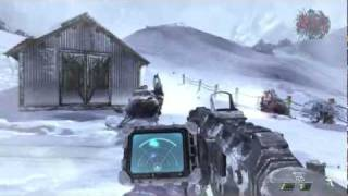 Call of Duty Modern Warfare 2 Прохождение Часть 3(Моя группа