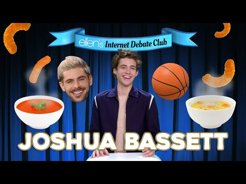 Joshua Bassett Thinks 'Get'cha Head in the Game' Is the Best 'High School Musical' Song