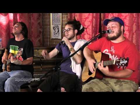 SKILLINJAH feat. JOSH HEINRICHS - Emergency Spliff - stripped down MoBoogie Loft Session