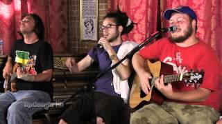 SKILLINJAH feat. JOSH HEINRICHS - Emergency Spliff - stripped down MoBoogie Loft Session