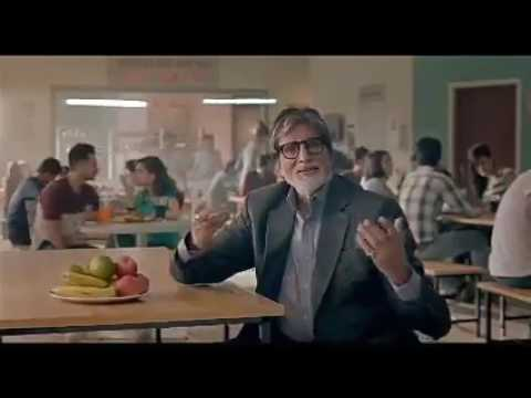 Swachh bharat Amitabh bachan compost machine advertisement