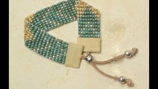 Tricks to Looming and Bead Weaving