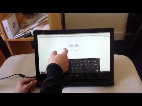 test du pc portable lenovo flex 2 15 pouces convertibl doovi. Black Bedroom Furniture Sets. Home Design Ideas