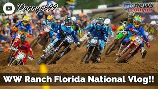 WW Ranch Florida National Vlog!! | Heat Stroke Nationals!!