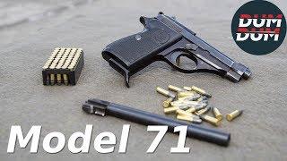 Beretta 71 opis pištolja (gun review)