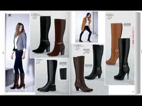 Catalogo andrea cerrado zapatos oi 2016 youtube for Bricoman elmas catalogo 2017