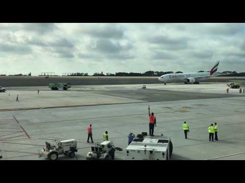 Hello Fort Lauderdale, Emirates FLL Launch