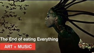Wangechi Mutu + Santigold - The End of eating Everything - Nasher Museum at Duke