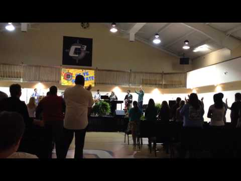 FCF Praise Team at C3 Youth Explosion