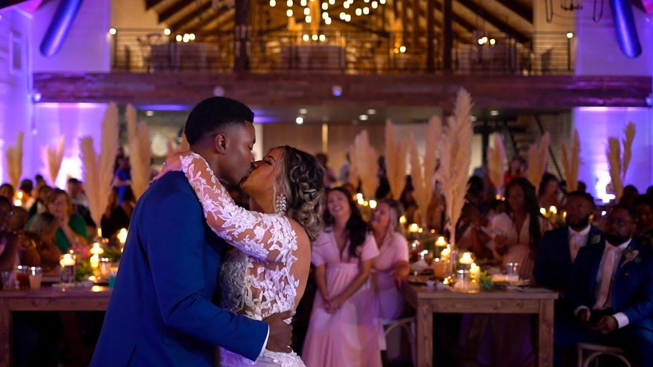 Ellis Wedding Trailer