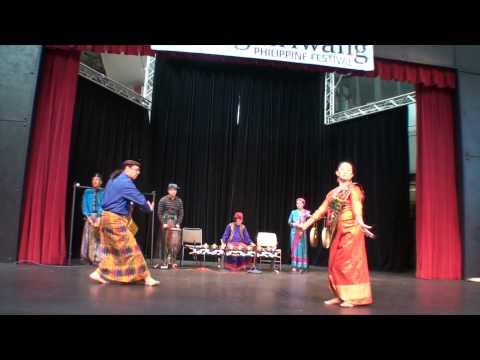 Pangalay - Dance of Mindanao - Filipinas Performing Arts of Washington
